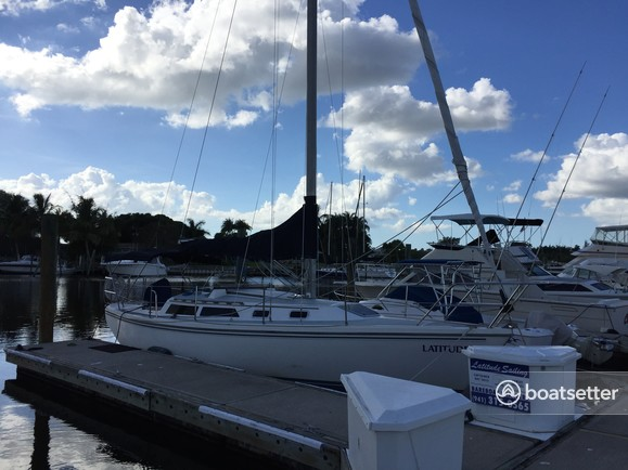 Rent a 1989 30 ft  Catalina 30 Wing in Sarasota, FL on Boatsetter