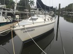 30 ft. Catalina 30 Wing Cruiser Boat Rental Tampa Image 1