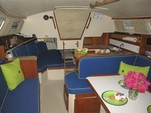 30 ft. Catalina 30 Wing Cruiser Boat Rental Tampa Image 4