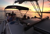 30 ft. Catalina 30 Wing Cruiser Boat Rental Tampa Image 9