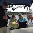 24 ft. Bayliner 245 SB Cruiser Boat Rental Seattle-Puget Sound Image 1