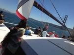 52 ft. Simpson catamaran 52' catamaran Catamaran Boat Rental San Francisco Image 3