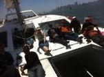 52 ft. Simpson catamaran 52' catamaran Catamaran Boat Rental San Francisco Image 6