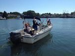 20 ft. Boston Whaler 20 Ventura Bow Rider Boat Rental Boston Image 1