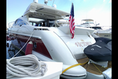 71 ft. Azimut Yachts 68 Plus Motor Yacht Boat Rental Washington DC Image 4