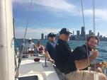 31 ft. Hunter 31 Sloop Boat Rental Chicago Image 5