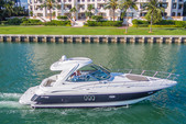 43 ft. Cruisers Yachts 420 Express Motor Yacht Boat Rental Miami Image 7