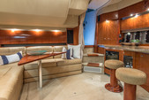 43 ft. Cruisers Yachts 420 Express Motor Yacht Boat Rental Miami Image 8