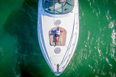 43 ft. Cruisers Yachts 420 Express Motor Yacht Boat Rental Miami Image 15