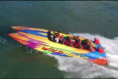33 ft. Sea Rocket Tour Cat Catamaran Boat Rental Miami Image 1