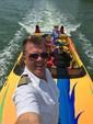 33 ft. Sea Rocket Tour Cat Catamaran Boat Rental Miami Image 2