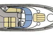 33 ft. Monterey Boats 302 Cruiser Motor Yacht Boat Rental Los Angeles Image 23