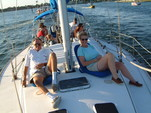 39 ft. Catalina 39 Sloop Boat Rental Miami Image 9