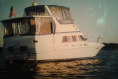40 ft. Trojan Yachts 12 Meter Motor Yacht (402) Motor Yacht Boat Rental New York Image 1