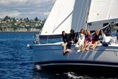 45 ft. Hunter 45CC Sloop Boat Rental Seattle-Puget Sound Image 4