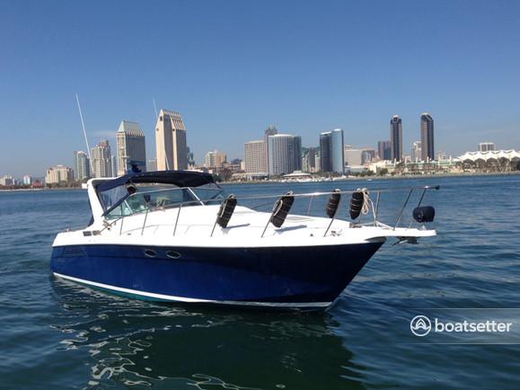 Rent a Wellcraft motor yacht in San Diego, CA near me