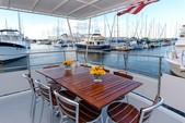 43 ft. Viking Yacht 43 Double Cabin Cruiser Boat Rental Tampa Image 5
