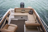24 ft. Sea Ray Boats 240 Sundeck w/250XL Verado Bow Rider Boat Rental The Keys Image 9