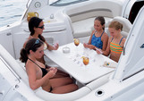 29 ft. Chaparral Boats 290 Signature Cruiser Boat Rental Miami Image 6