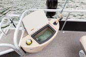 22 ft. Sun Tracker by Tracker Marine Party Barge 20 DLX w/90ELPT 4-S Pontoon Boat Rental Phoenix Image 3