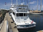 59 ft. Viking Yacht 58 Convertible Flybridge Boat Rental Boston Image 6
