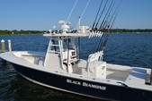 32 ft. Regulator Boats 32FS Center Console w/2-350HP 4-S Center Console Boat Rental Boston Image 1