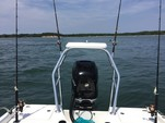 24 ft. Boston Whaler 230 Dauntless w/250XL DTS Verado Center Console Boat Rental New York Image 4