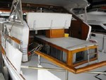 37 ft. Chris Craft Motorsailer Cruiser Boat Rental Seattle-Puget Sound Image 4