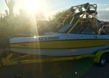 20 ft. Tige' Boats 20i Ski And Wakeboard Boat Rental Phoenix Image 1