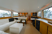 59 ft. Viking Yacht 58 Convertible Flybridge Boat Rental Boston Image 10