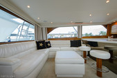 59 ft. Viking Yacht 58 Convertible Flybridge Boat Rental Boston Image 9