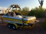 20 ft. Tige' Boats 20i Ski And Wakeboard Boat Rental Phoenix Image 4