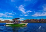 22 ft. Malibu Boats Wakesetter 22 VLX Ski And Wakeboard Boat Rental Phoenix Image 1