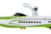 22 ft. Malibu Boats Wakesetter 22 VLX Ski And Wakeboard Boat Rental Phoenix Image 2