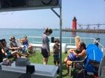 40 ft. 17x40 Custom 5 Pontoon deck boat Deck Boat Boat Rental Chicago Image 5