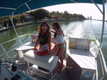 40 ft. Bulldog Pontoons 10x40 Pontoon Boat Rental Miami Image 9