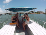 40 ft. Bulldog Pontoons 10x40 Pontoon Boat Rental Miami Image 16