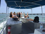 40 ft. Bulldog Pontoons 10x40 Pontoon Boat Rental Miami Image 25