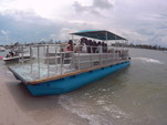 40 ft. Bulldog Pontoons 10x40 Pontoon Boat Rental Miami Image 28