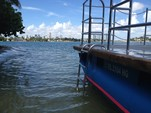 40 ft. Bulldog Pontoons 10x40 Pontoon Boat Rental Miami Image 82