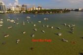 40 ft. Bulldog Pontoons 10x40 Pontoon Boat Rental Miami Image 40