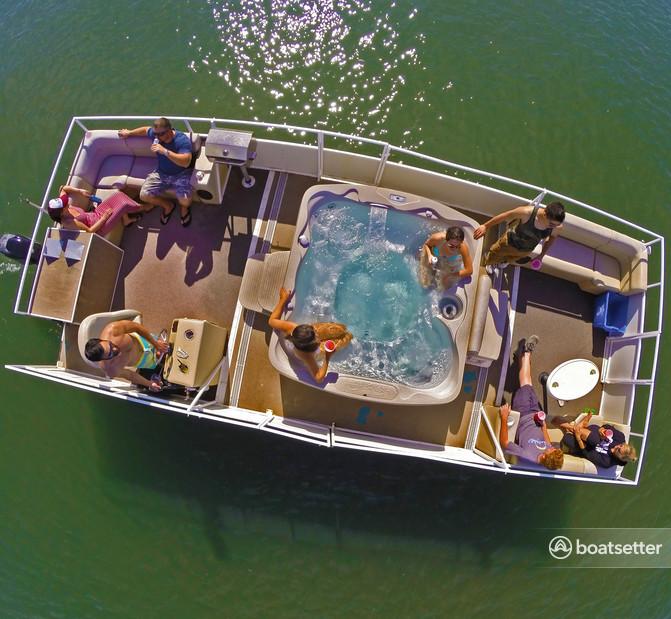 Rent a Custom pontoon in San Diego, CA near me