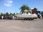 29 ft. Everglades by Dougherty 295CC Center Console Boat Rental Louisiana Image 2