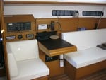 40 ft. Jeanneau Sailboats Sun Odyssey 409 Cruiser Boat Rental Tampa Image 14