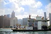 40 ft. 17x40 Custom 5 Pontoon deck boat Deck Boat Boat Rental Chicago Image 15