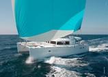 45 ft. Lagoon Boats 450 Catamaran Boat Rental San Francisco Image 2