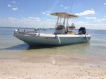 23 ft. Skeeter Boats SX 2250 w/F225XA  Center Console Boat Rental Tampa Image 2