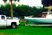23 ft. Skeeter Boats SX 2250 w/F225XA  Center Console Boat Rental Tampa Image 3