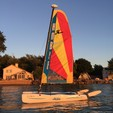 13 ft. Hobie Cat Boats Hobie Wave Catamaran Boat Rental Rest of Northeast Image 1