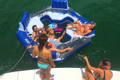 45 ft. Sea Ray Boats 45 Sedan Bridge Motor Yacht Boat Rental Miami Image 1
